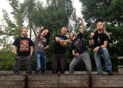 Die hannoversche Thrash-Metal-Band Cripper im Interview