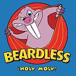 Beardless